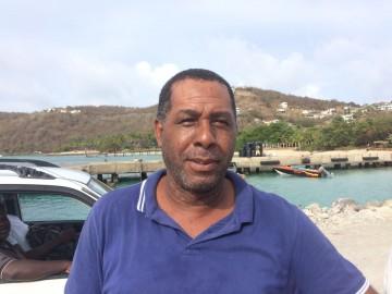 Community Activist on Canouan - Terrance Bynoe
