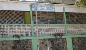 Canouan Government School - (Photo Credits: Searchlight Newspaper)