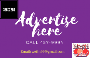 Website ad