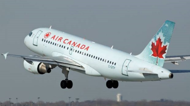 Air Canada To Operate Flights From Toronto To Svg Starting