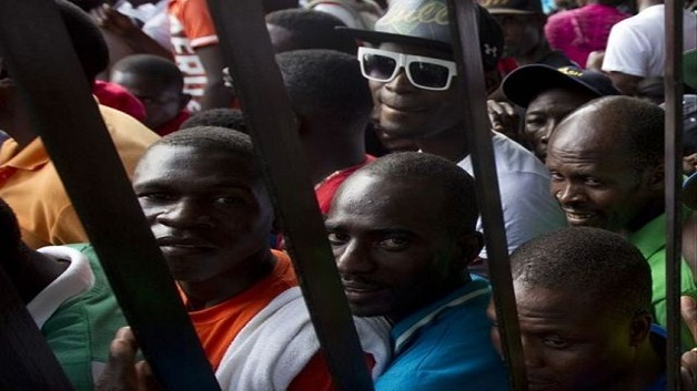 Chile deports hundreds of Haitian nationals | WE FM |The Clean